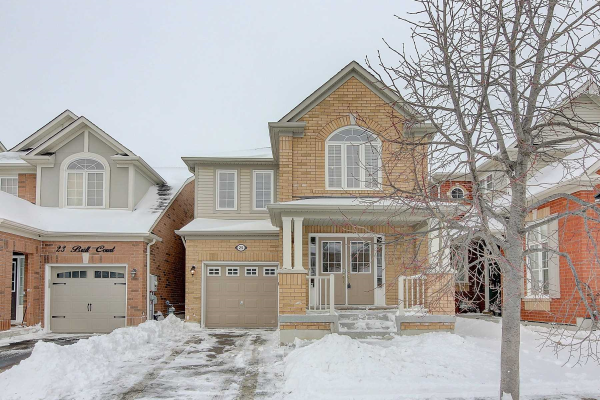 25 Brill Crt, Whitchurch-Stouffville