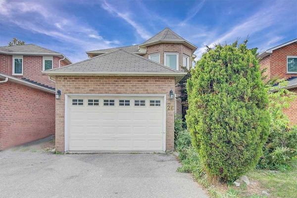 26 Marchwood Cres, Richmond Hill