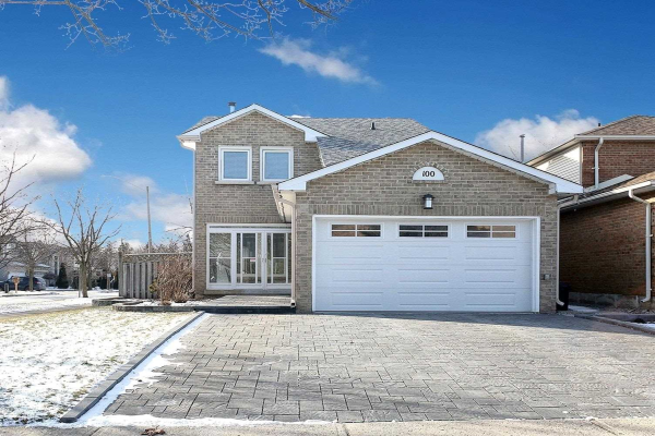 100 Gray Cres, Richmond Hill