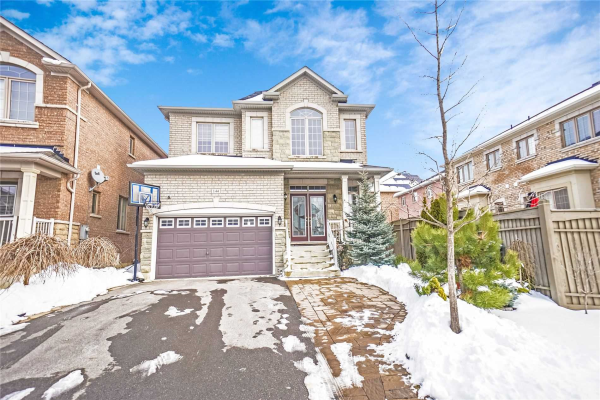 144 Black Maple Cres, Vaughan