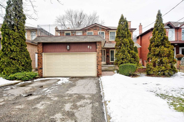 85 Spruce Ave, Richmond Hill