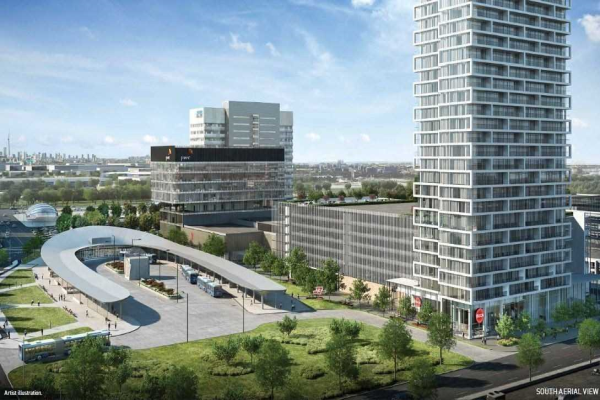 100 New Park Pl, Vaughan