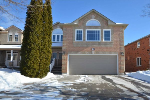 71 Raintree Cres, Richmond Hill