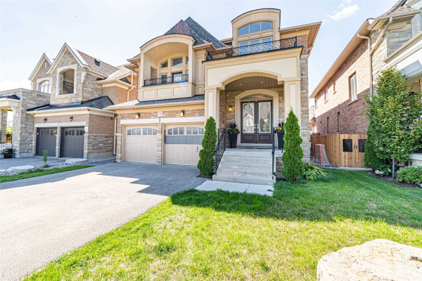 71 Isherwood Cres, Vaughan