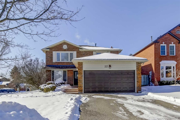 22 Stacey Cres, Markham