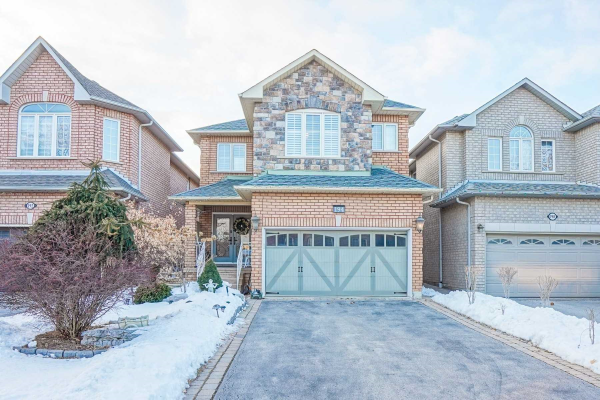 194 Golden Gate Circ, Vaughan
