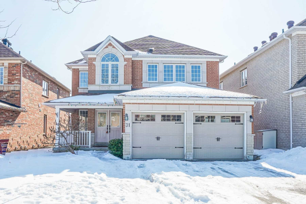 31 Royal Gala Cres, Richmond Hill