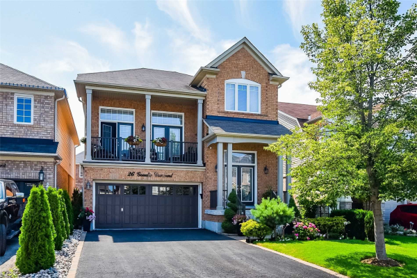 26 Goudie Cres, Whitchurch-Stouffville