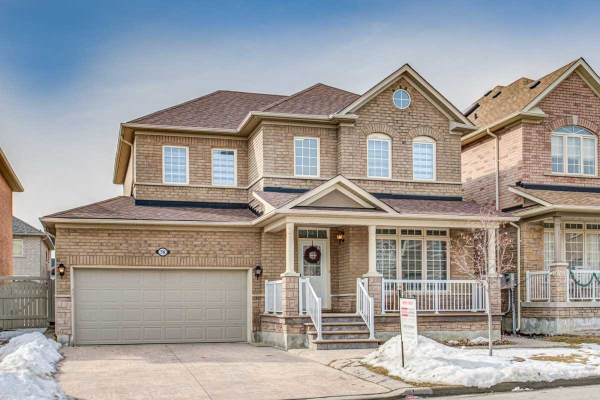 58 Tulle Ave, Vaughan