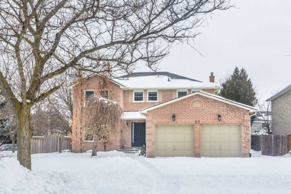 27 Bishopsbridge Cres, Richmond Hill