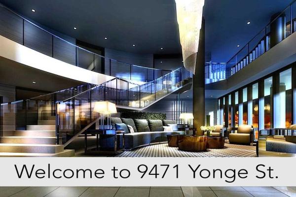 9471 Yonge St, Richmond Hill