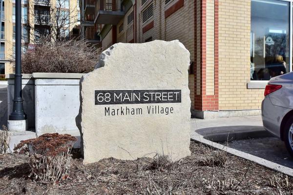 68 Main St N, Markham