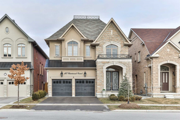 107 Chaiwood Crt, Vaughan