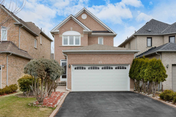 55 Whitefaulds Rd, Vaughan