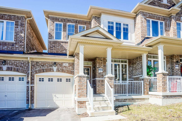 14 Percy Stover Dr, Markham