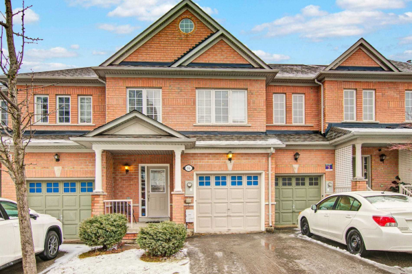 96 Revelstoke Cres, Richmond Hill