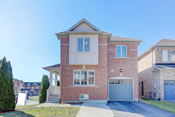 3 Harriet Cres, Whitchurch-Stouffville