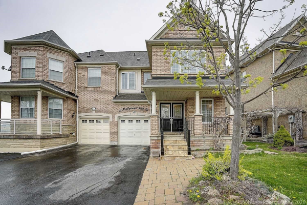 6 Hollywood Hill Circ, Vaughan