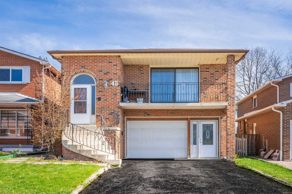 45 Borrows St, Vaughan