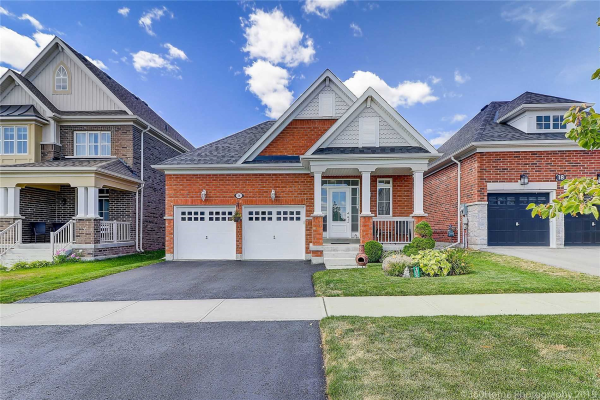 16 Ridge Gate Cres E, East Gwillimbury