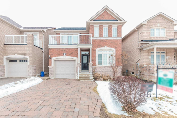 58 Saint Damian Ave, Vaughan
