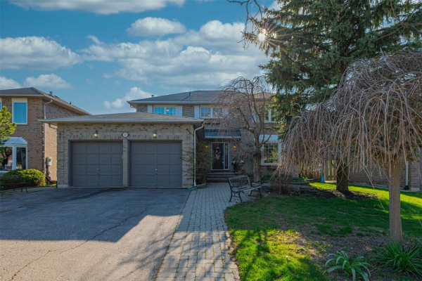 22 Bishopsbridge Cres, Richmond Hill