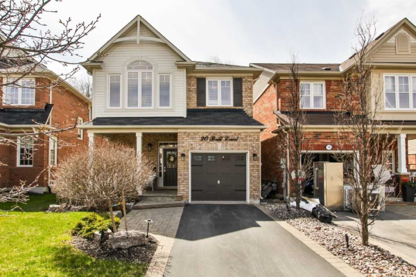 20 Brill Crt, Whitchurch-Stouffville