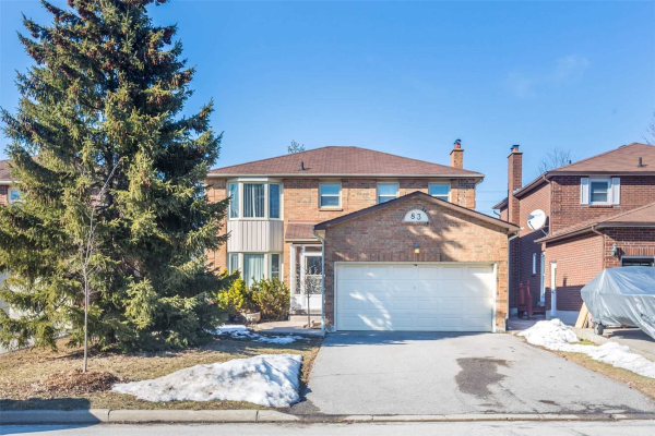 83 Oconnor Cres, Richmond Hill
