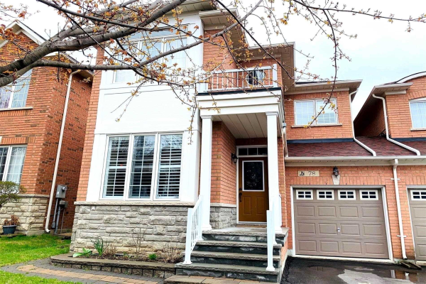 78 Pillar Rock Cres, Markham