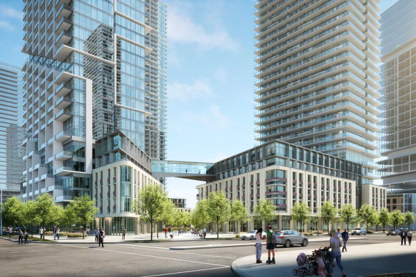100 New Park Pl N, Vaughan