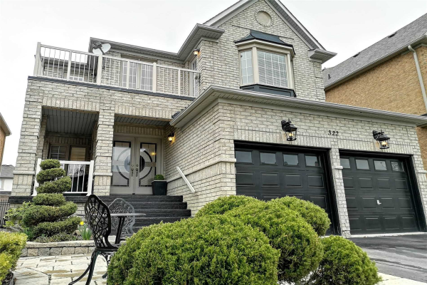 322 Saint Francis Ave, Vaughan