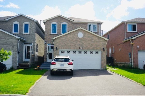 40 Page Cres, Markham