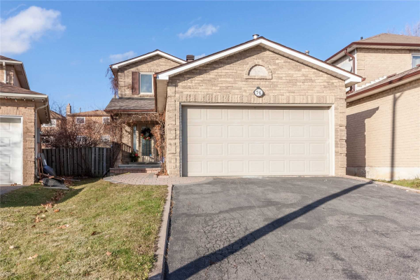 74 Gray Cres, Richmond Hill
