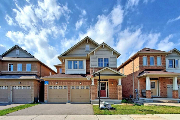 61 Overhold Cres, Richmond Hill