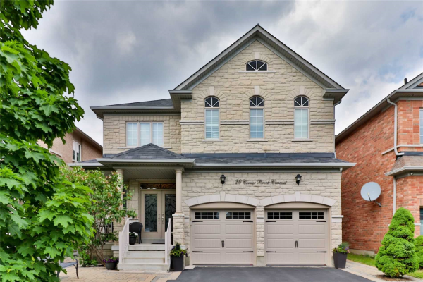 20 Corner Brook Cres, Vaughan