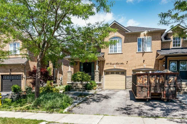 127 David Todd Ave, Vaughan