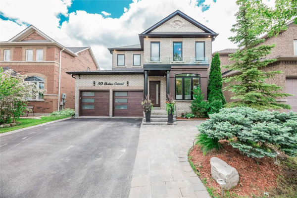 50 Chalone Cres, Vaughan