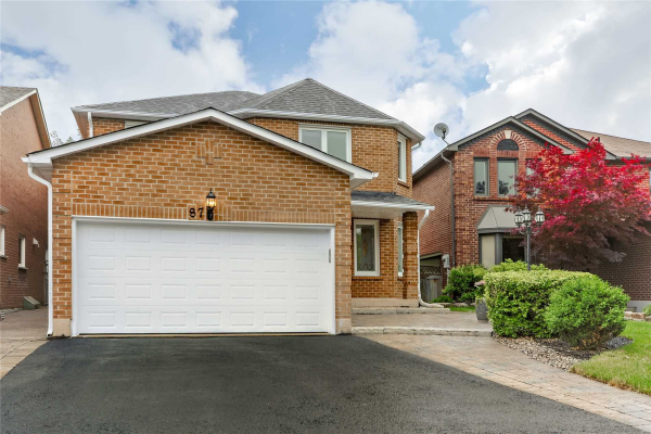 87 Afton Cres, Vaughan