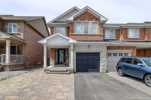 76 Carrier Cres, Vaughan