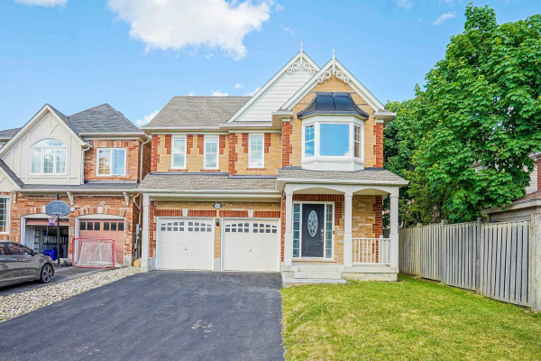 55 Little Rouge Circ, Whitchurch-Stouffville