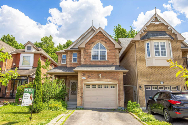 63 English Oak Dr, Richmond Hill