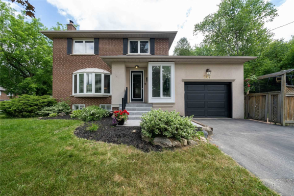 247 Montiel Rd, Richmond Hill