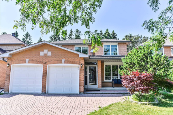 28 Loyal Blue Cres, Richmond Hill
