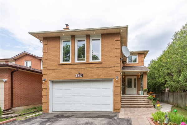 329 Atha Ave, Richmond Hill
