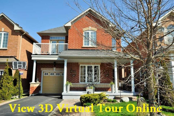 54 Wheelwright Dr, Richmond Hill