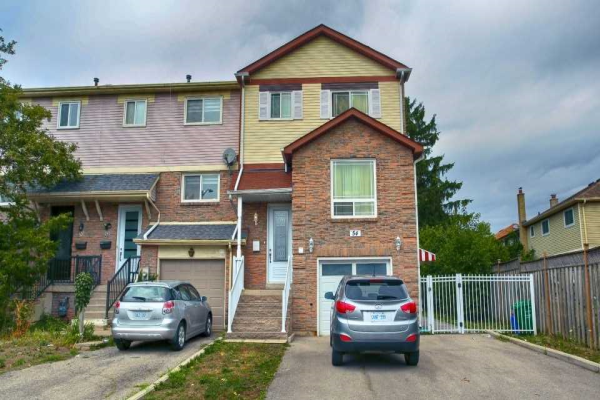 54 Chabad Gate, Vaughan