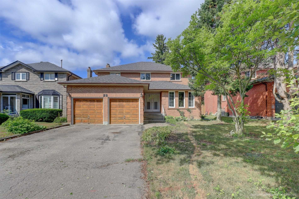 20 Sala Dr, Richmond Hill