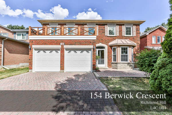 154 Berwick Cres, Richmond Hill