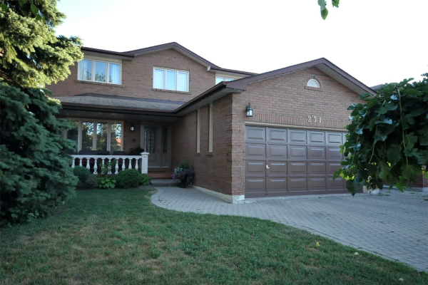 231 Killian Rd, Vaughan