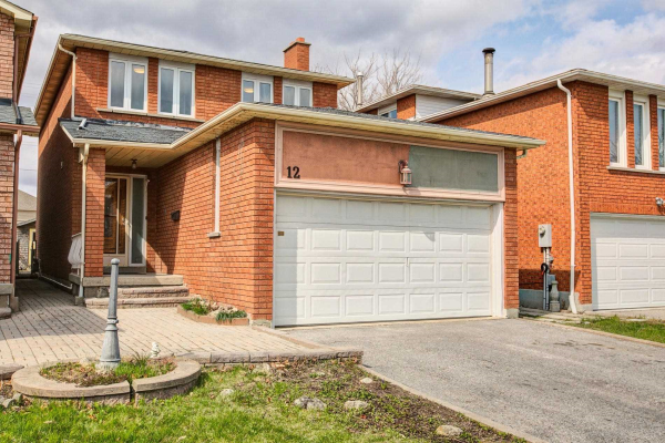 12 Richbell St, Vaughan